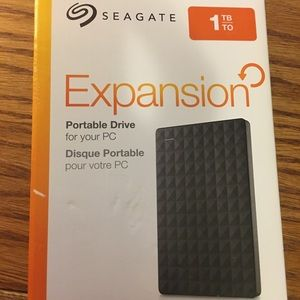 NIB external hard drive - 1 TB (PC Compatible)